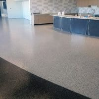 Grand Rapids decorative floor coating