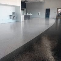 Grand Rapids architectural floor coating