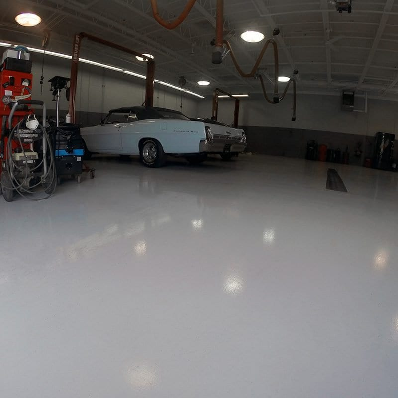 Service Bay Coating Grand Rapids