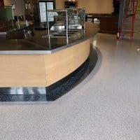 Seamless West Michigan floor coating