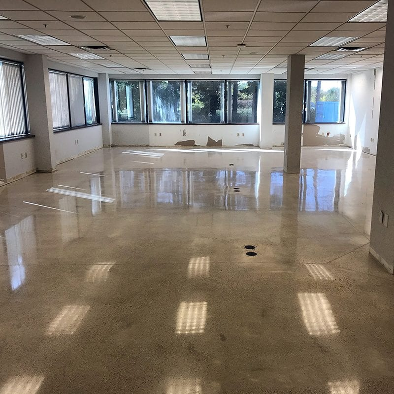 Grand Rapids Polished Concrete