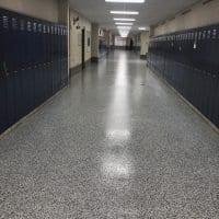 West Michigan School Flooring