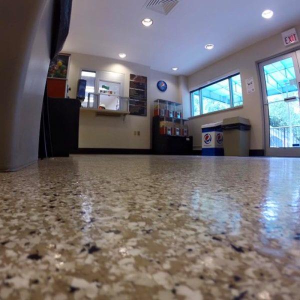 Grand Rapids floor coating contractor