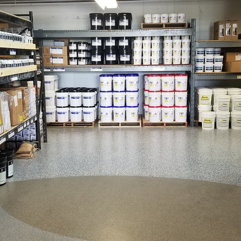 Hudsonville Coating and Concrete Supply Store