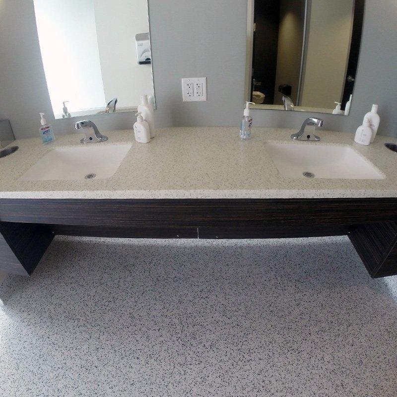 Grand Rapids bathroom flooring