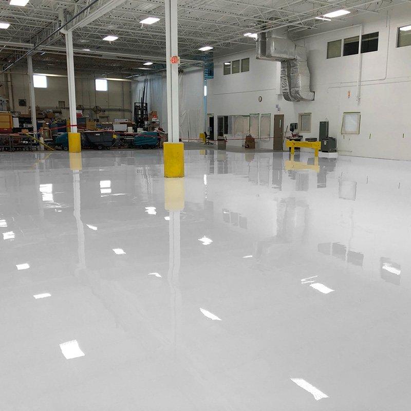 Grand Rapids Resinous Flooring