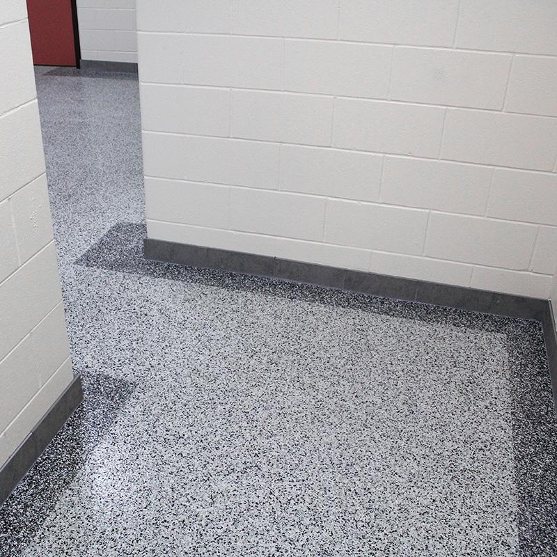 School Floor Coating Contractor