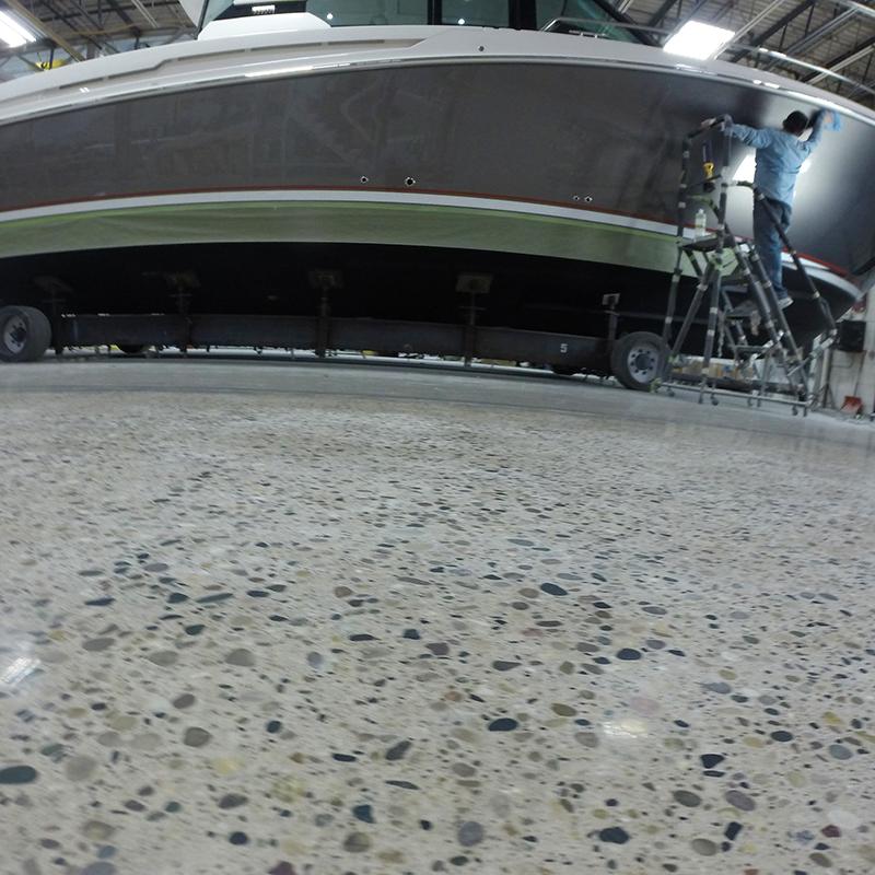 Holland Polished Concrete
