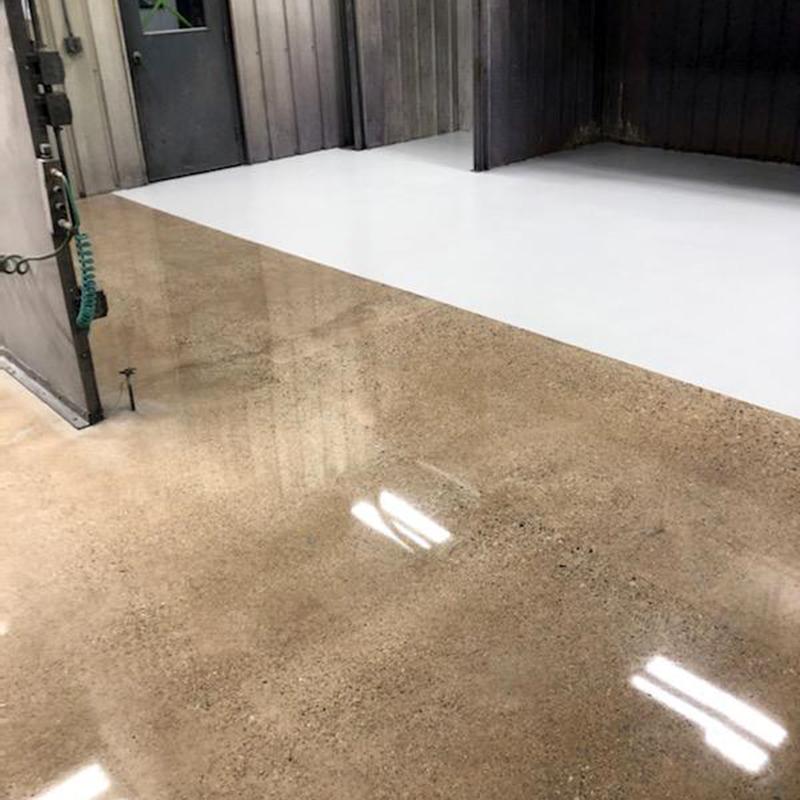 Concrete Polishing and Epoxy