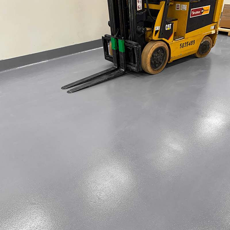Grand Rapids Area Epoxy Flooring