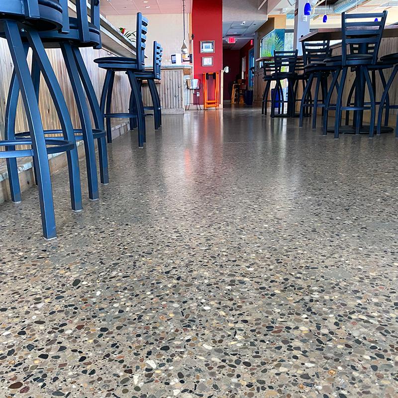 Restaurant Flooring in Grand Haven